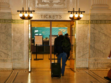 King Street Station tickets by rad